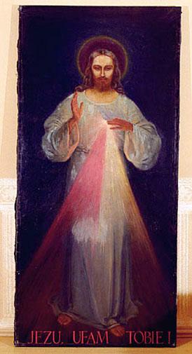 Il quadro prima del restauro