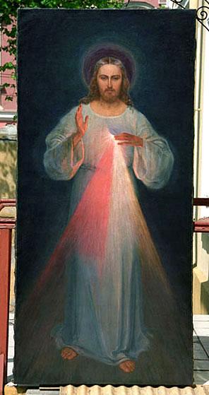 Il quadro dopo il restauro